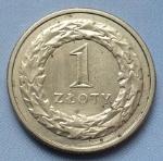 Польский злотый1а