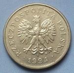 Польский злотый1р