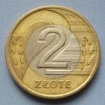 Польский злотый2а