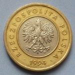 Польский злотый2р