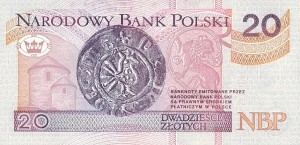 Польский злотый20р