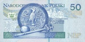 Польский злотый50р