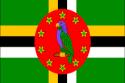 Посольство Доминики в Москве через Великобританию и посольство РФ в Доминике через Ямайку