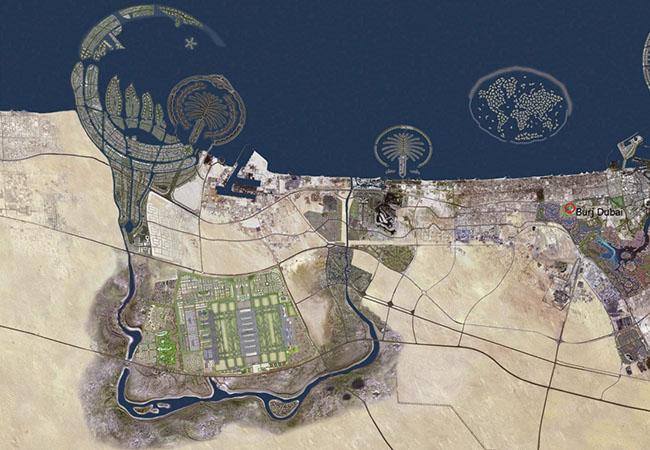 Работа в Дубае и деньги в Эмиратах 1