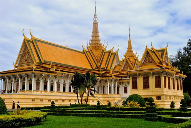 Работа в Камбодже 2