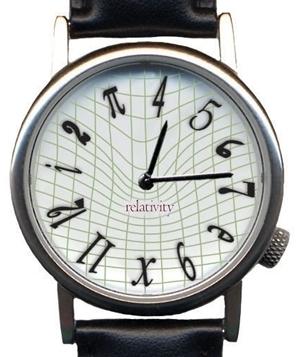 Релятивистские часы