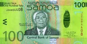 Самоанская тала 100а