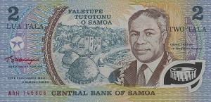 Самоанская тала 2а