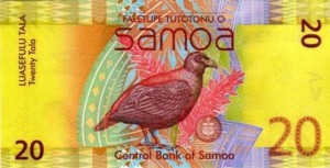 Самоанская тала 20а