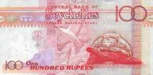 Сейшельская рупия 100р