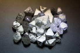 Справка об использовании природных алмазов по контракту