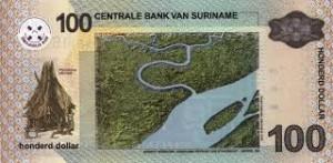 Суринамский доллар 100р