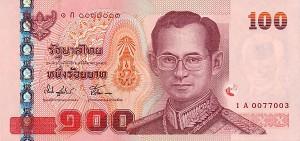 Тайский бат100а