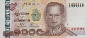 Тайский бат1000а