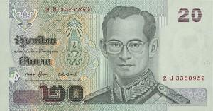 Тайский бат20а