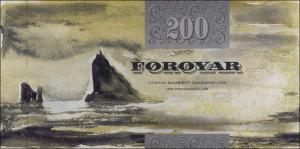 Фарерская крона 200р