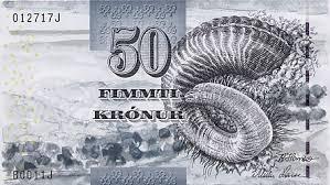 Фарерская крона 50а