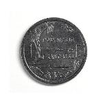 Французский тихоокеанский франк 1а
