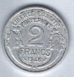 Французский франк 2а