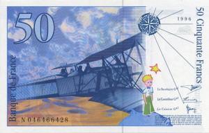 Французский франк 50р