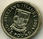 Фунт Фолклендских островов 1а