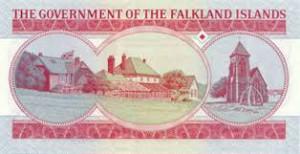 Фунт Фолклендских островов 5р