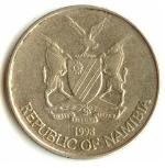 Цент Намибии 10р