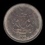 Цент Намибии 50р