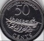 Цент Островов Питкэрн 50а