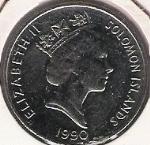 Цент Соломоновых островов 10р