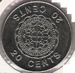 Цент Соломоновых островов 20а