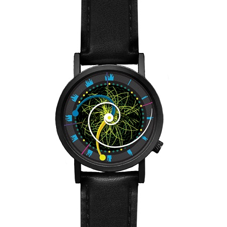6a355c15 Часы- Бозон Хиггса Умопомрачительные наручные ...