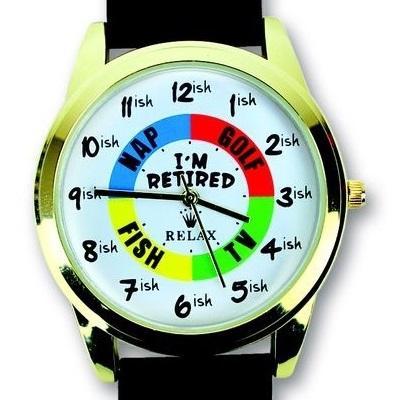Часы-пенсионеры
