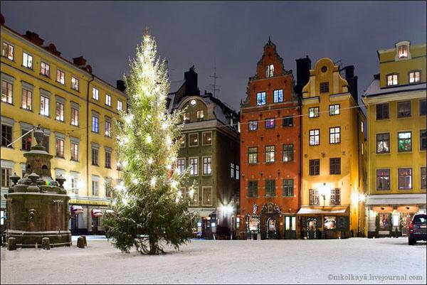 Швеция - прекрасная страна, в том числе и для бизнеса