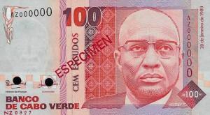 Эскудо Кабо Верде 100а