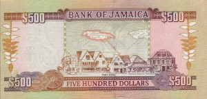 Ямайский доллар500р