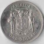 Ямайский цент100р