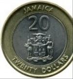Ямайский цент2000р