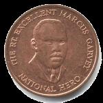 Ямайский цент25а
