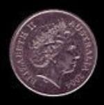 австралийский цент 20р