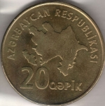 азербайджанский гяпик 20р