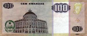 ангольская кванза 100р