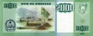 ангольская кванза 2000р