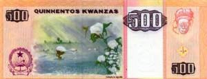 ангольская кванза 500р
