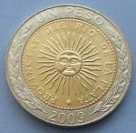 аргентинский сентаво 100а