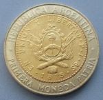 аргентинский сентаво 100p