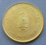 аргентинский сентаво 10p