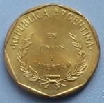 аргентинский сентаво 1p