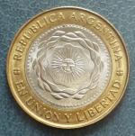 аргентинский сентаво 200p