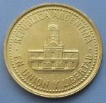 аргентинский сентаво 25p